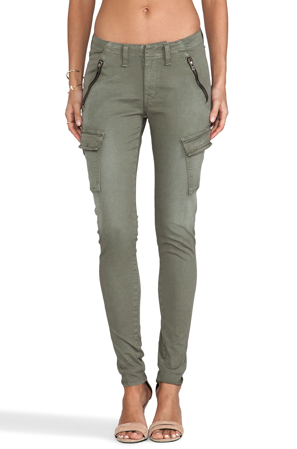 rag & bone/JEAN Bowery Distressed Army