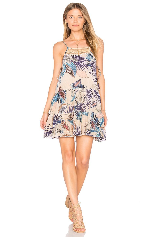 Tropic Vibes Short Dress