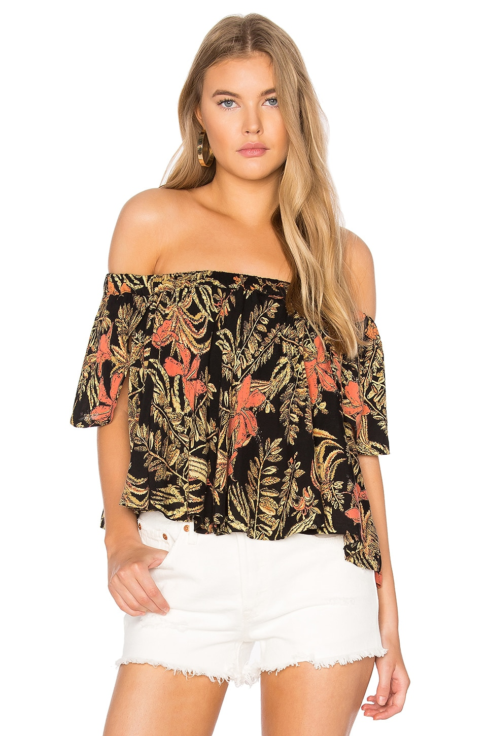 Island Fever Crop Top by Raga