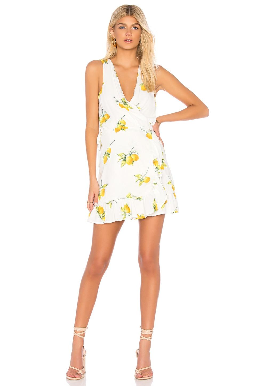 Madison Wrap Dress