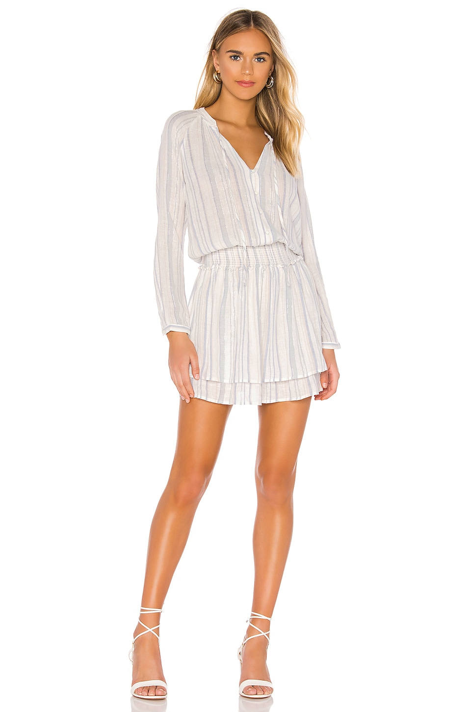Rails Jasmine Dress in Fiji Stripe