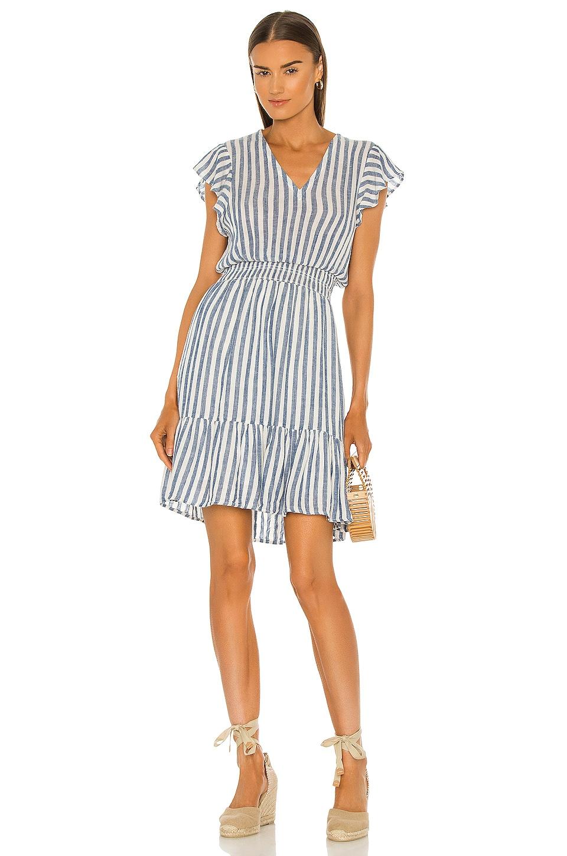 Rails Tara Dress in Echo Stripe
