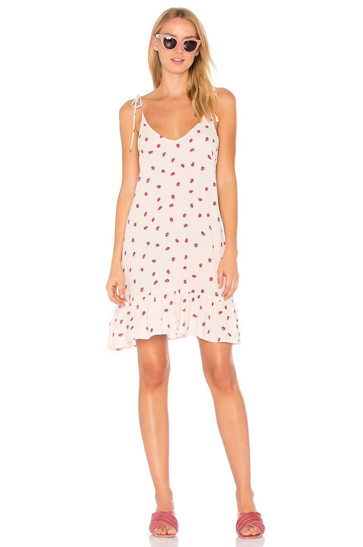 Rails Freya Dress in Strawberries