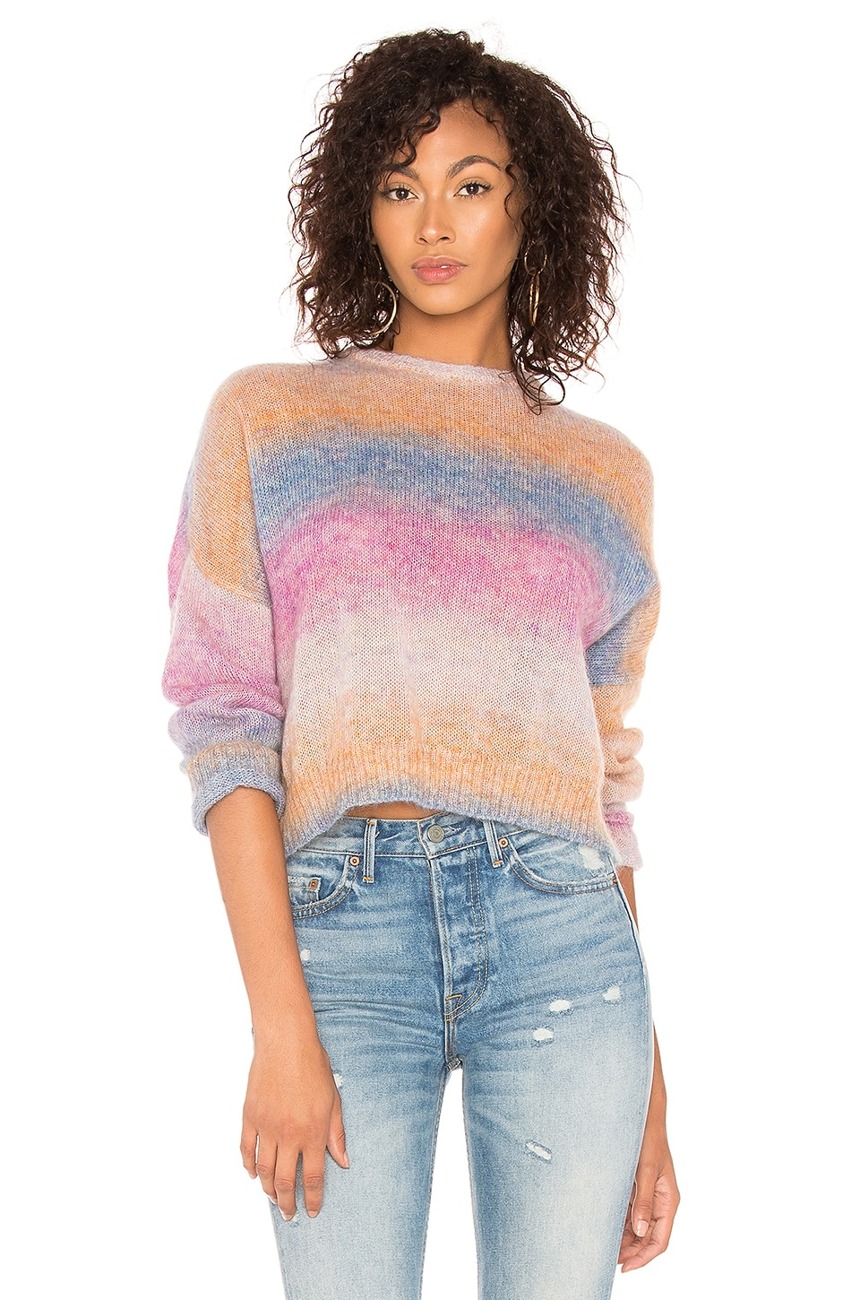Rails Camille Sweater in Rainbow