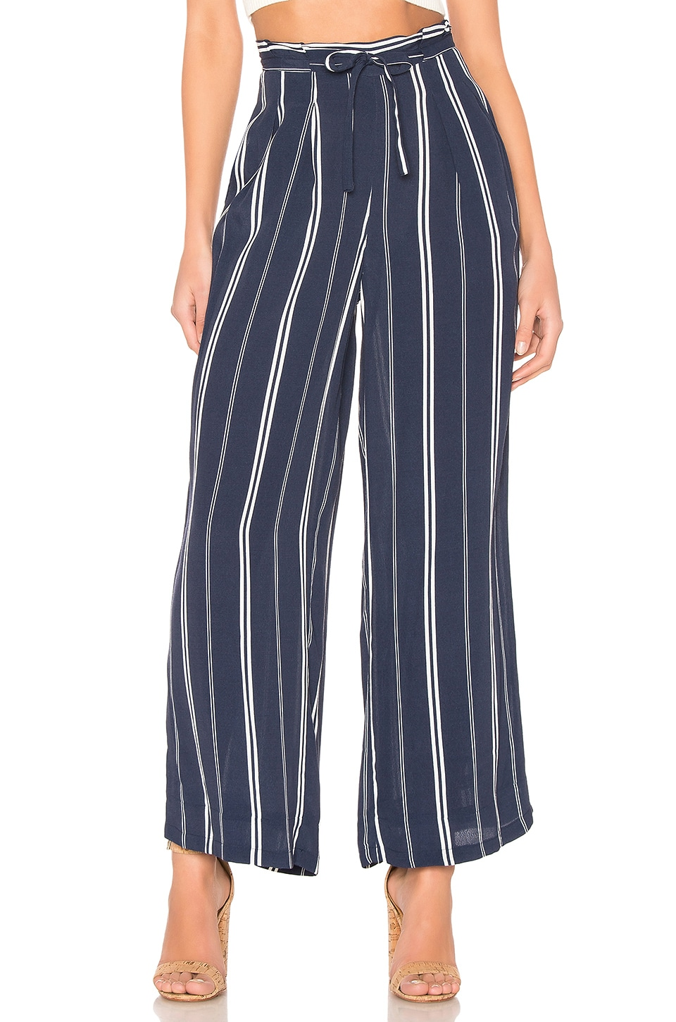 Rails Rooney Pant in Admiral Stripe