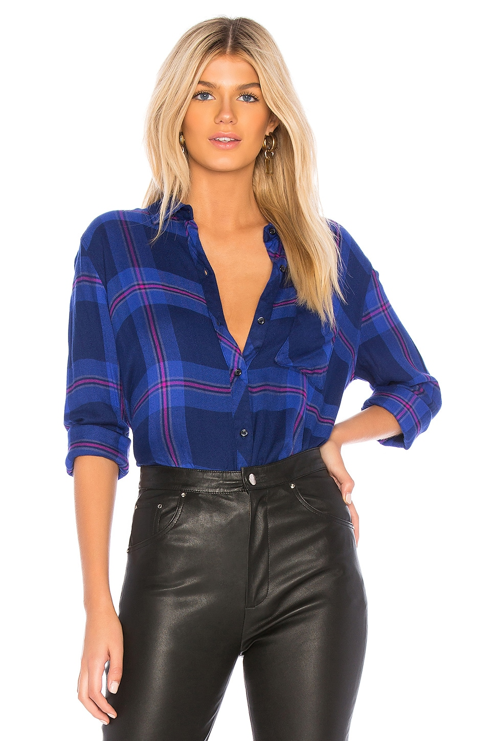 Hunter Button Down Shirt
