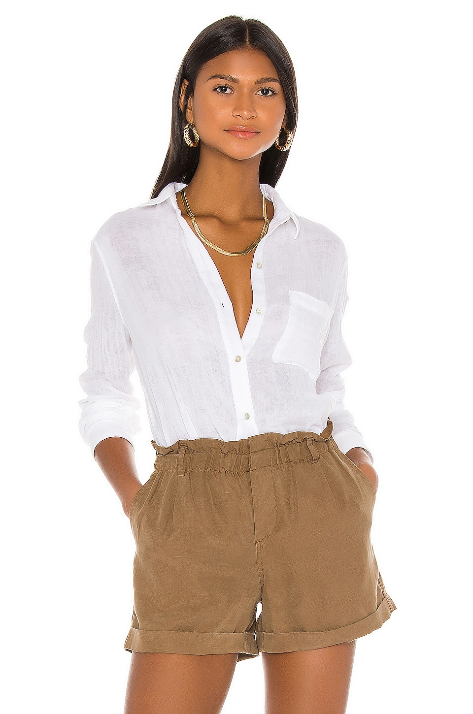 Ellis Gauze Button Down             Rails                                                                                                       CA$ 213.47 11