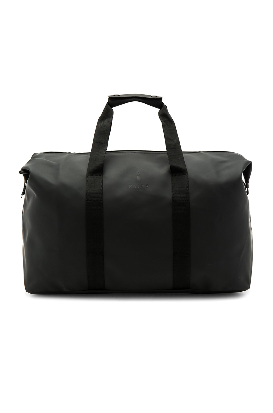 Rains Weekend Bag in Black