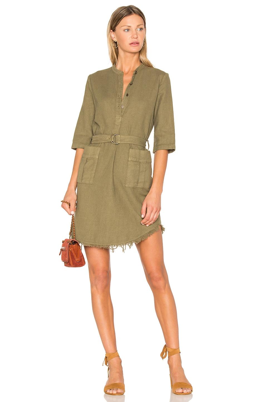 Henley Cargo Dress by Raquel Allegra