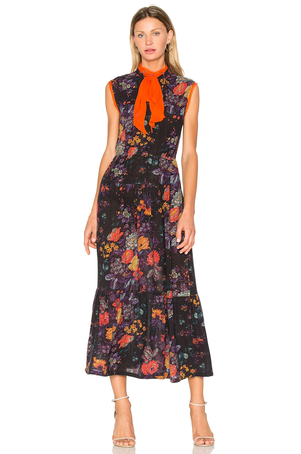 Prairie Maxi Dress by Raquel Allegra