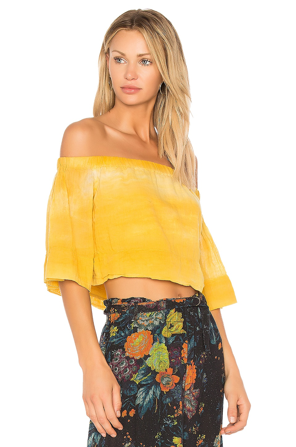Off Shoulder Top by Raquel Allegra