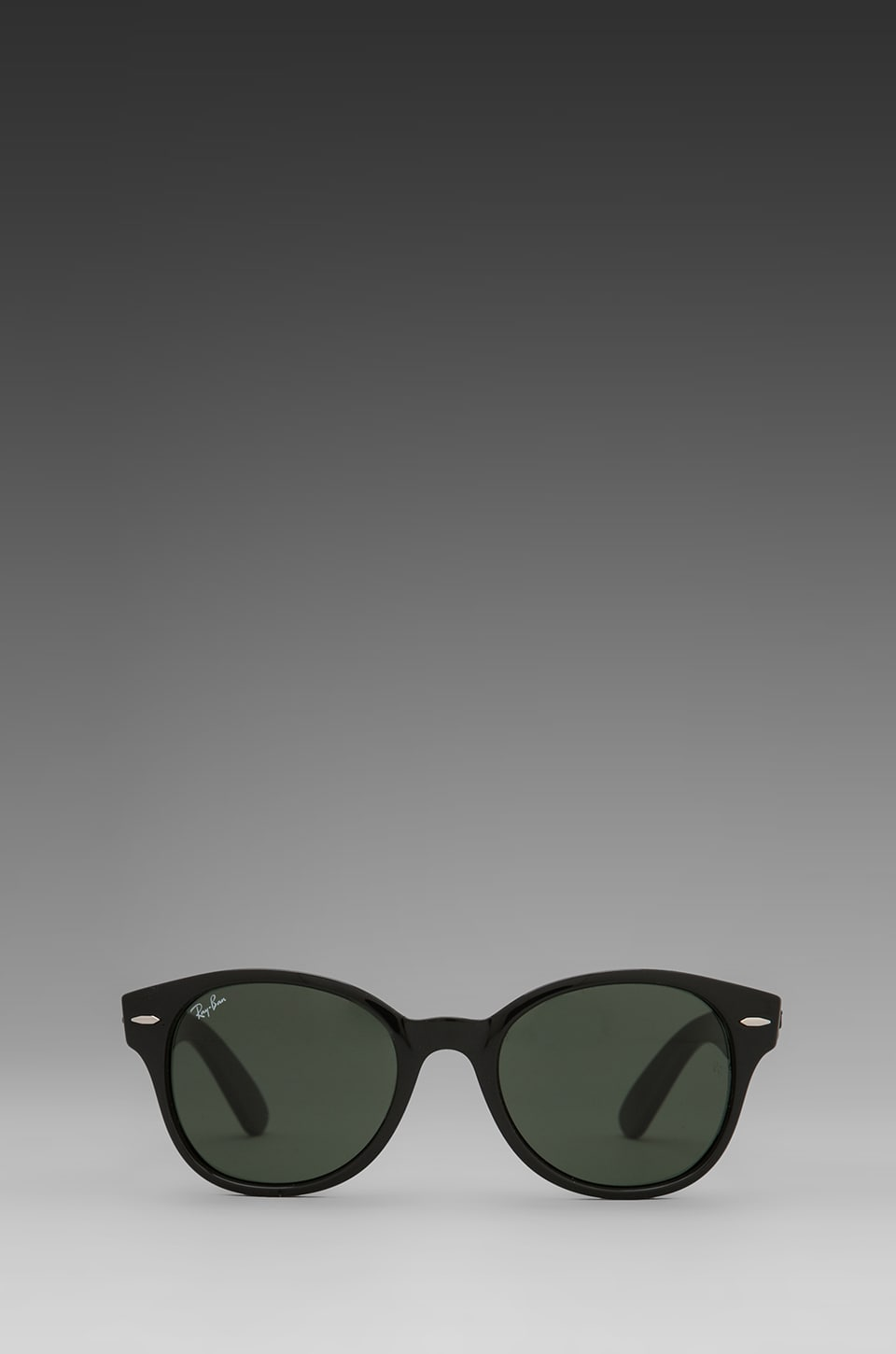 Ray-Ban High Street Wayfarer in Black