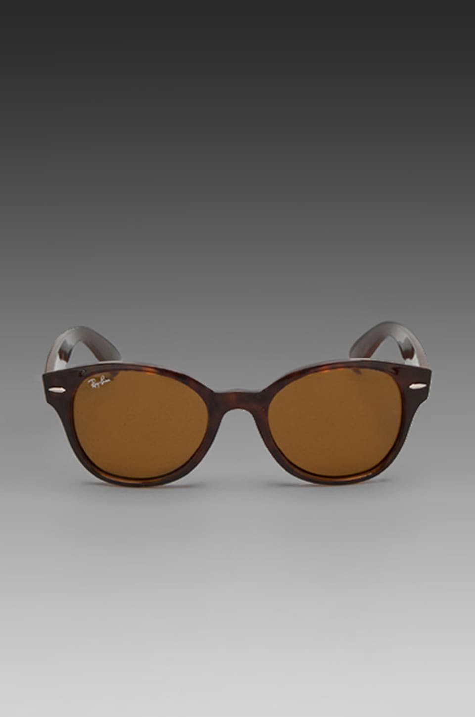 Ray-Ban High Street Wayfarer in Dark Havana