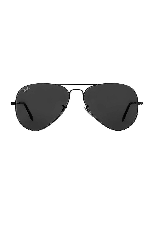 Ray-Ban Aviator Classic in Black