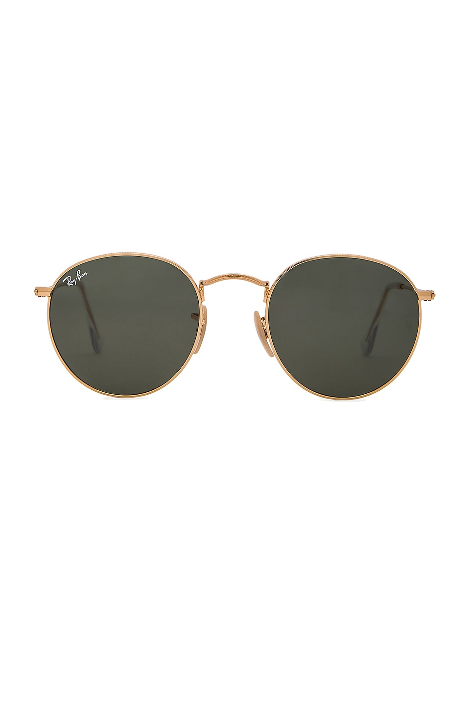 cd6feb162a Ray-Ban Round Metal in Green Classic