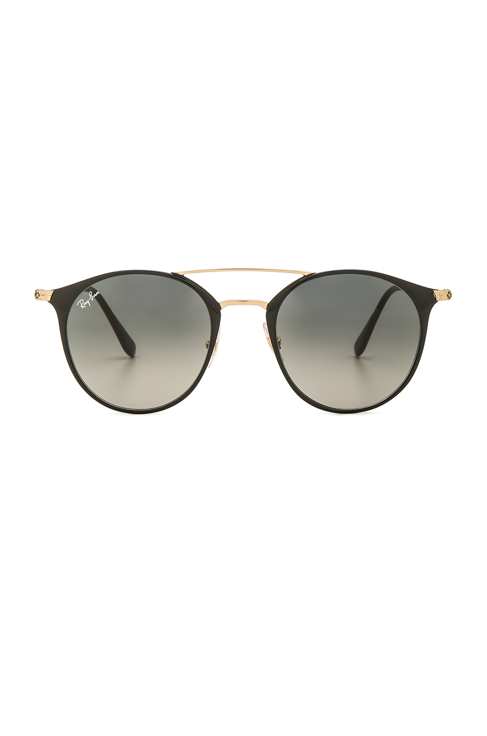Ray-Ban 0RB3546 in Gold Top Black