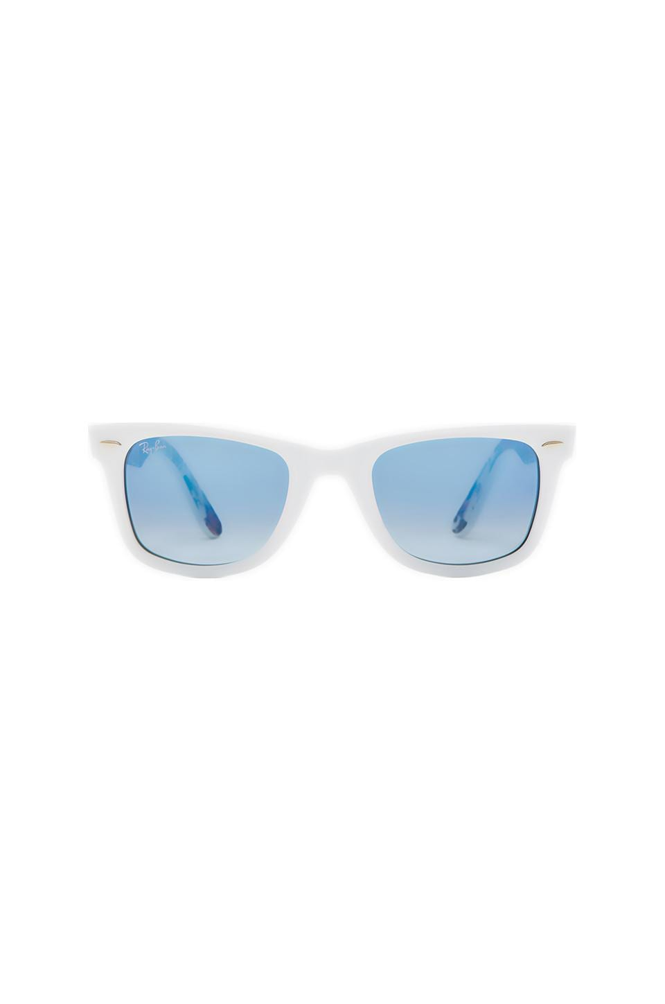 Ray-Ban Original Wayfarer in White