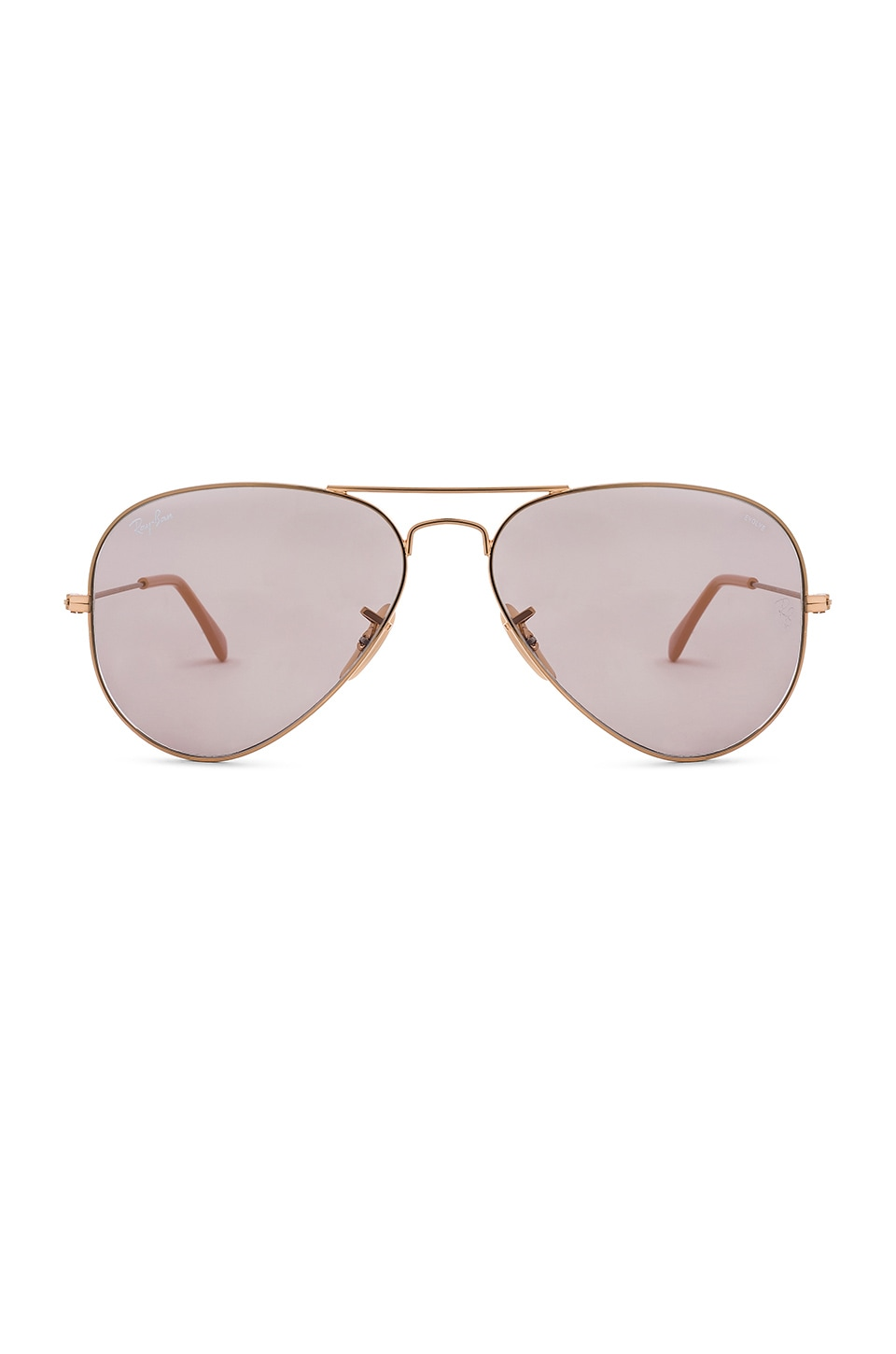 Ray-Ban LUNETTES DE SOLEIL AVIATOR EVOLVE