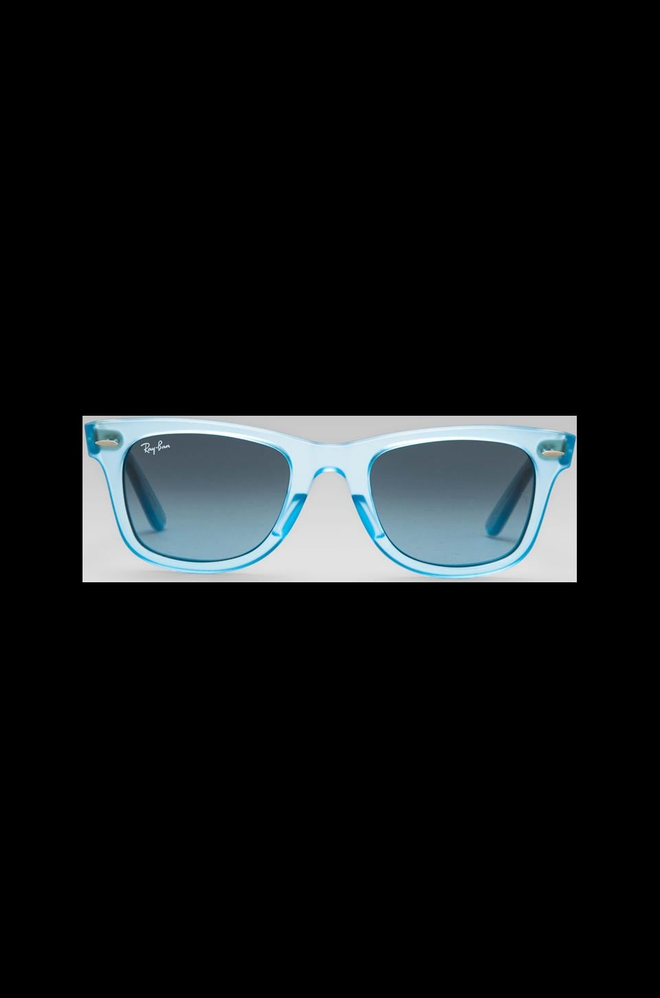 Ray-Ban Ice-Pop Collection in Blueberry