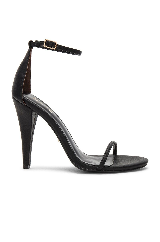 RAYE Corsa Heel in Black