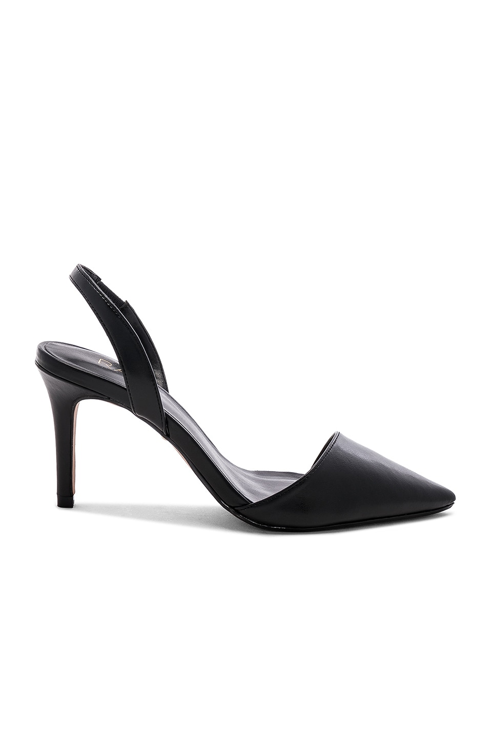 RAYE Jones Heel in Black