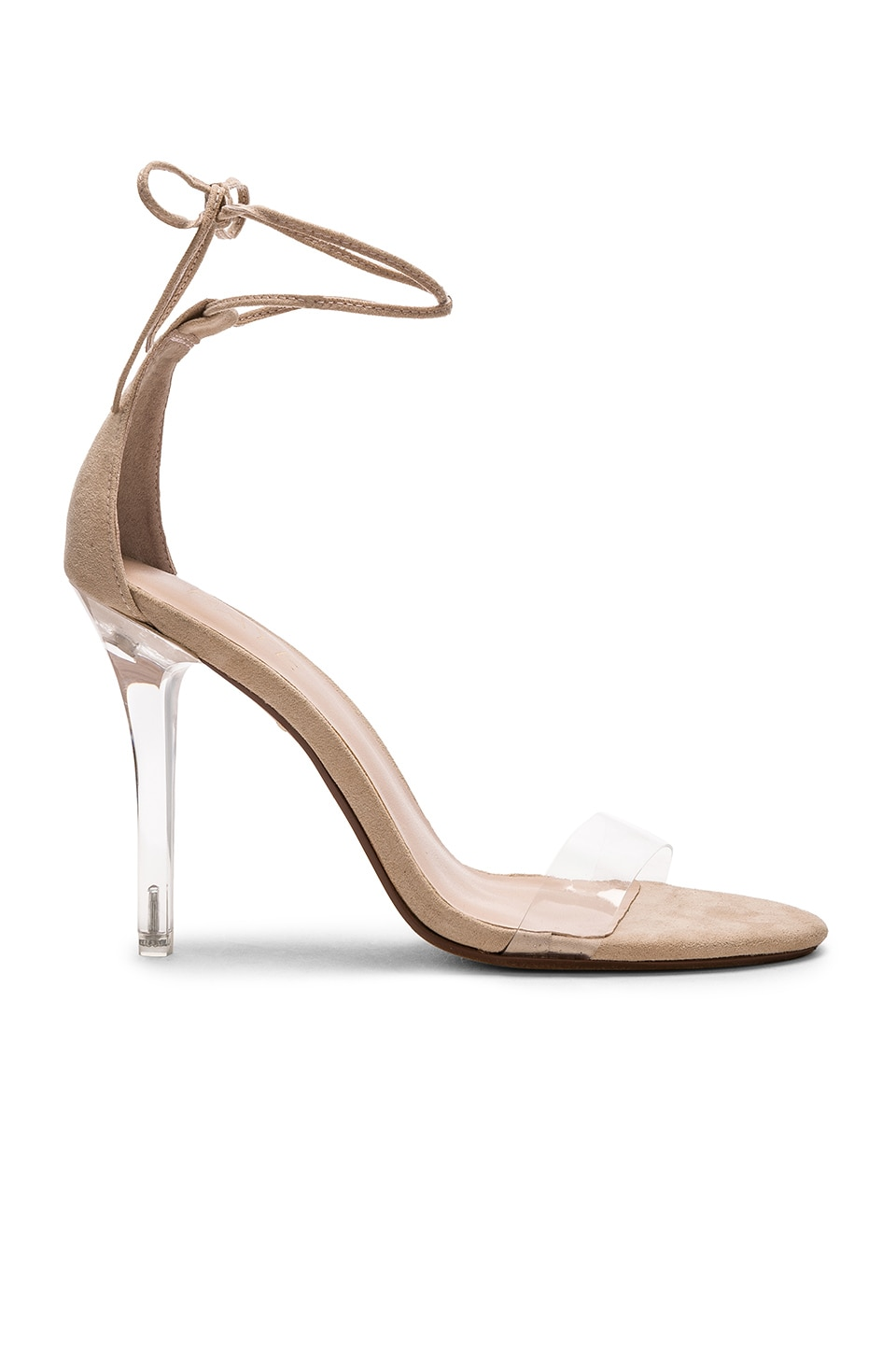 RAYE Alton Heel in Nude