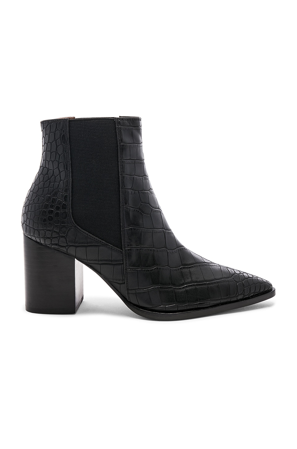 RAYE x House of Harlow 1960 Nick Bootie in Black