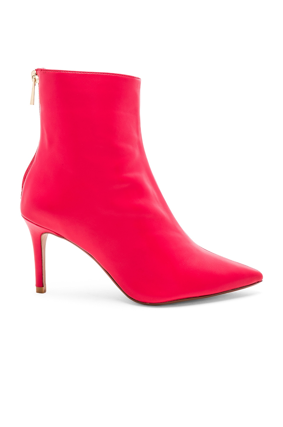 RAYE Pocatello Bootie in Red