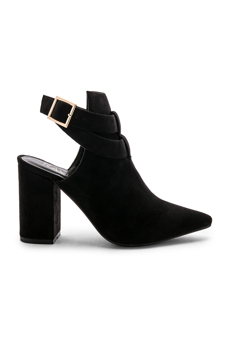 RAYE Goldfield Bootie in Black