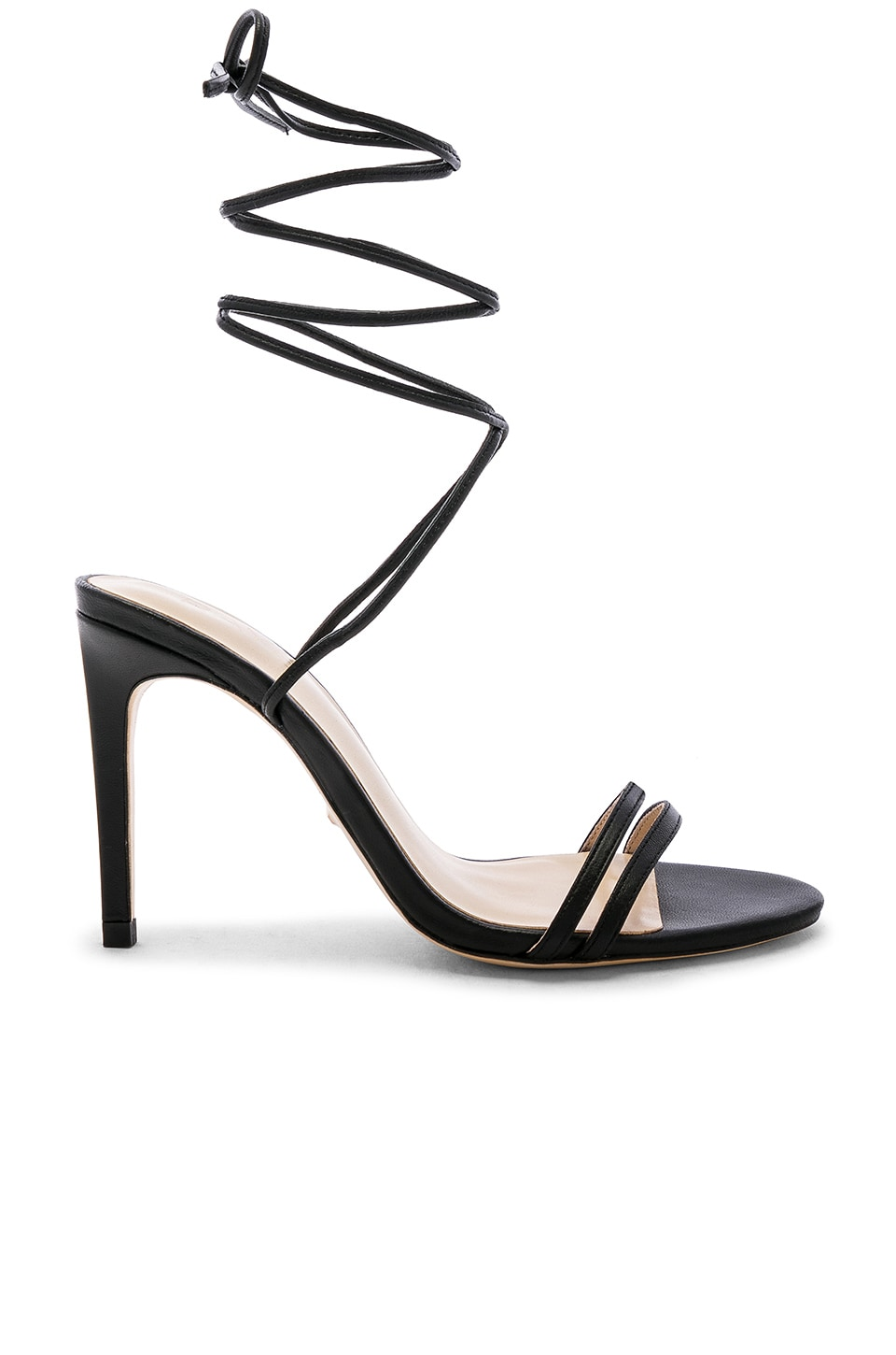 RAYE Alex Heel in Black