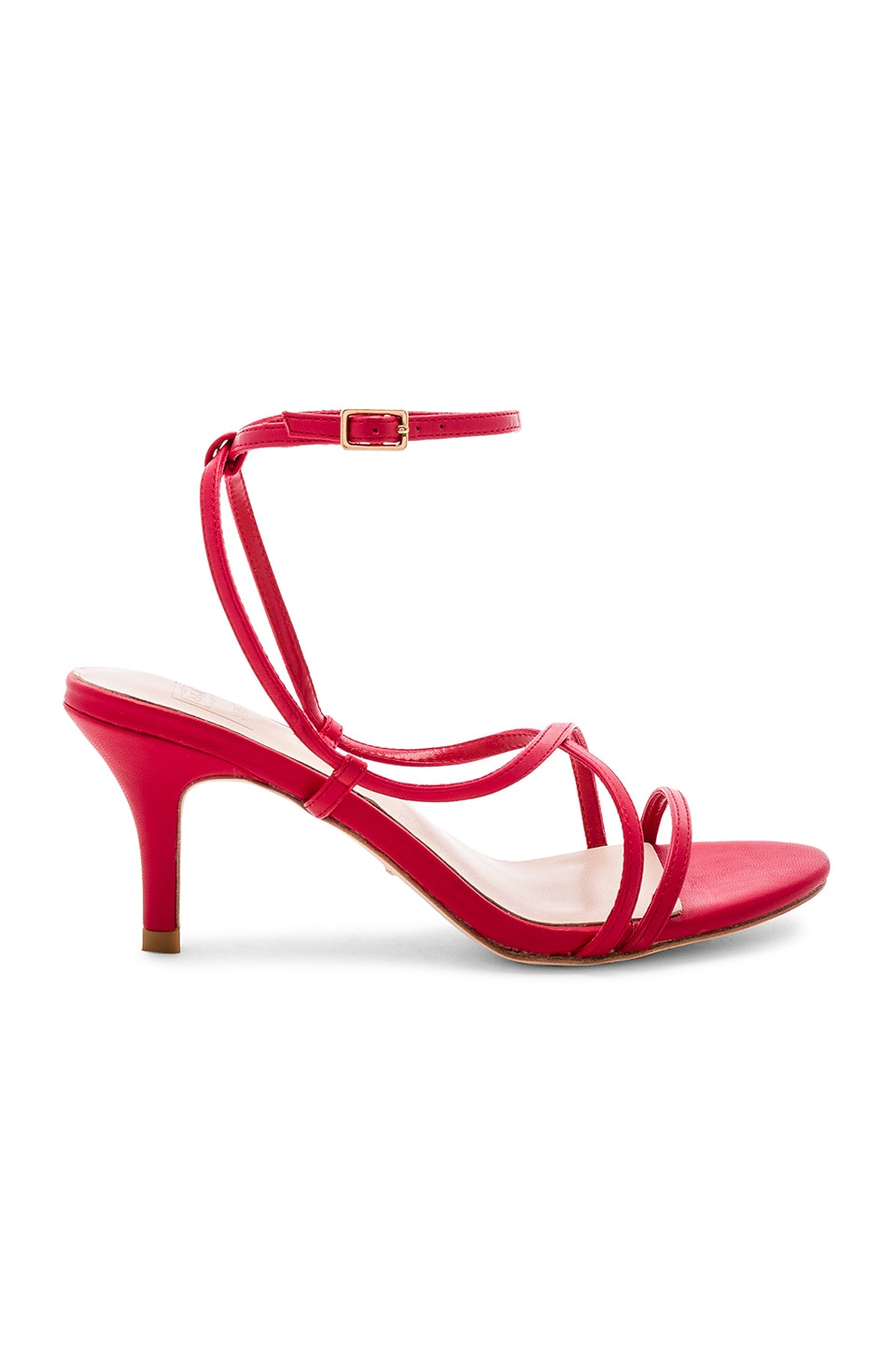 RAYE x STONE_COLD_FOX Vine Heel in Red