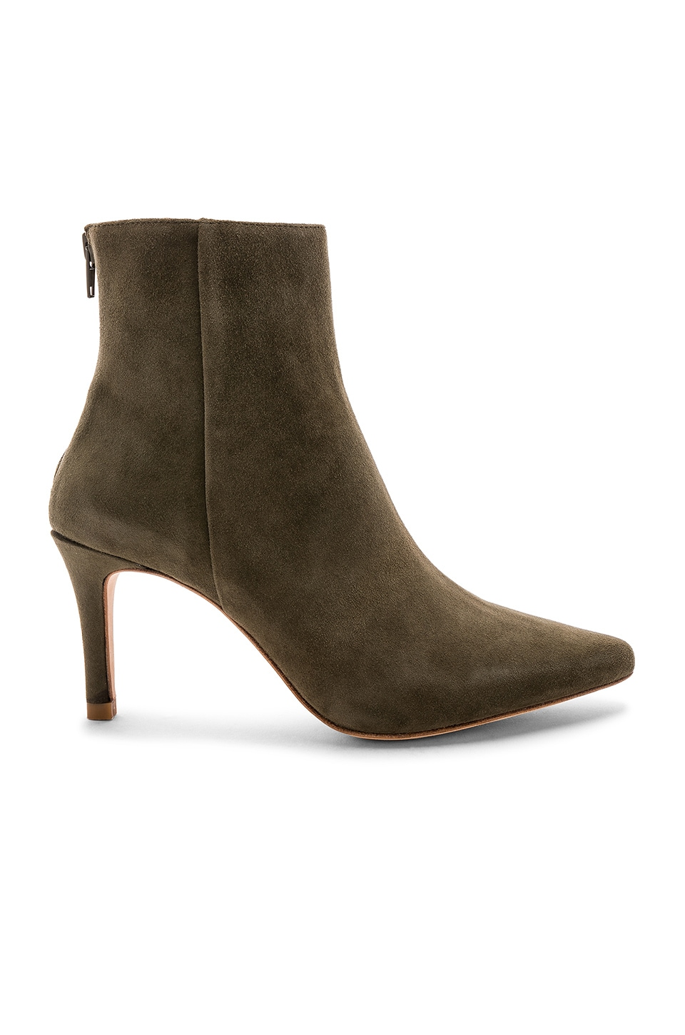 RAYE x House Of Harlow 1960 Lily Bootie in Olive
