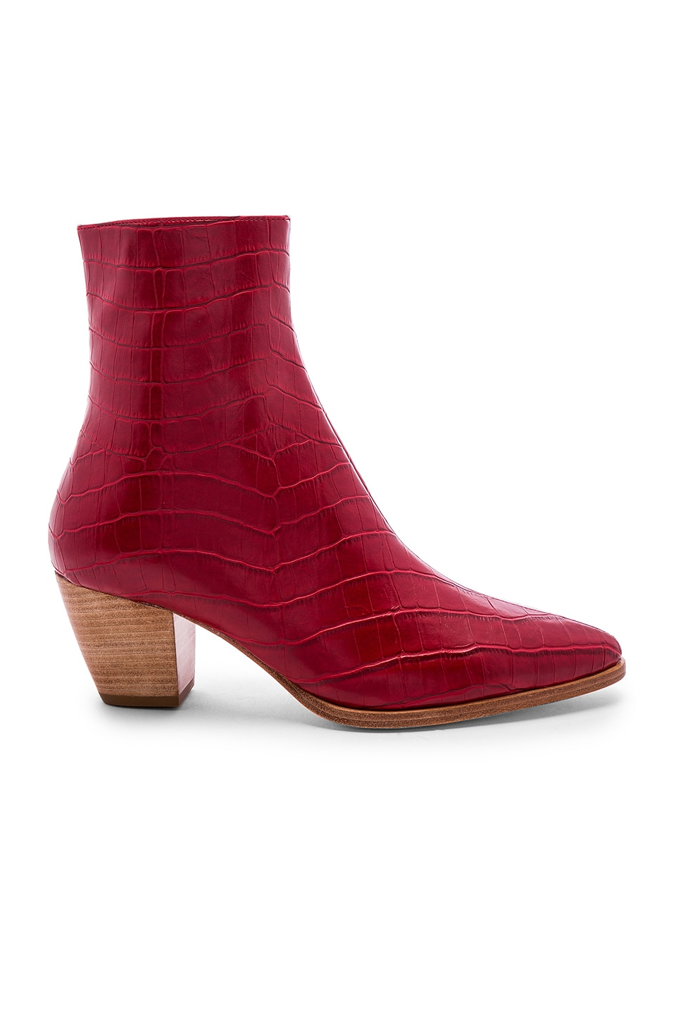 RAYE Landon Boot in Red