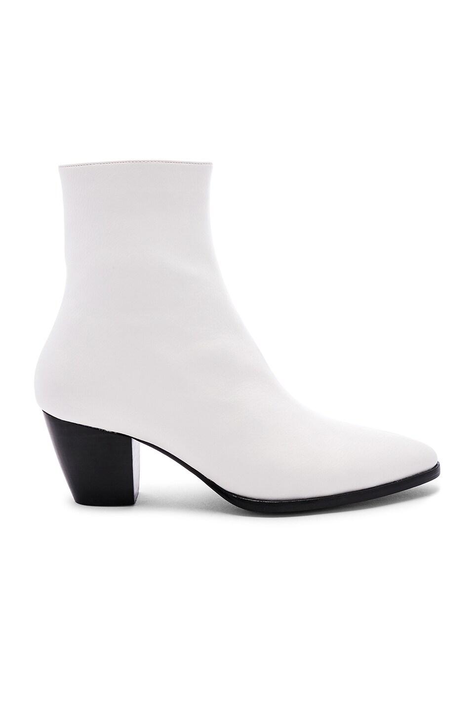 RAYE Landon Boot in White