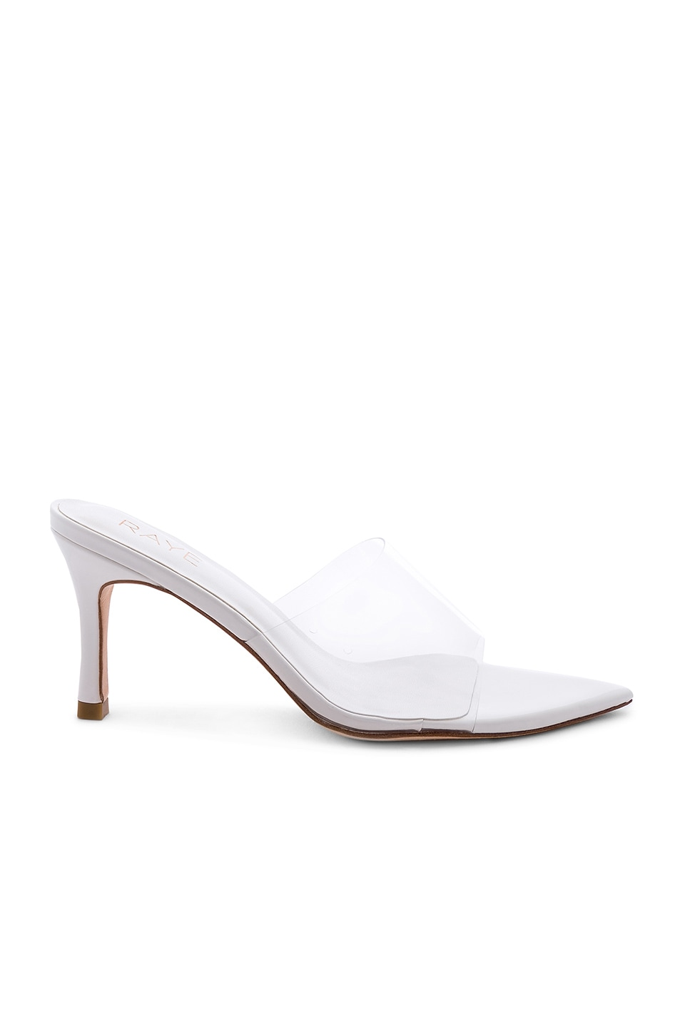 RAYE Evan Heel in White