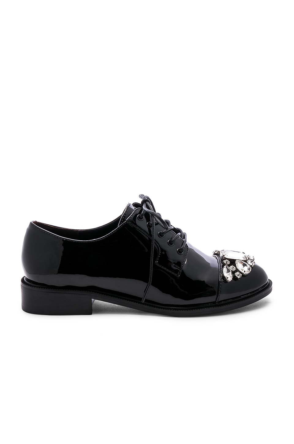 RAYE X House Of Harlow 1960 Kane Oxford in Black