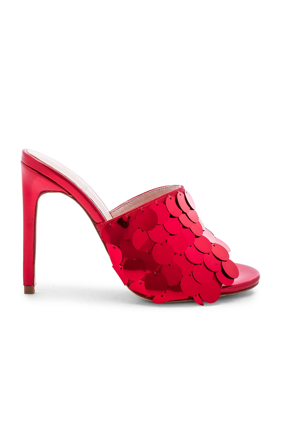 RAYE X House Of Harlow 1960 Kitty Heel in Red