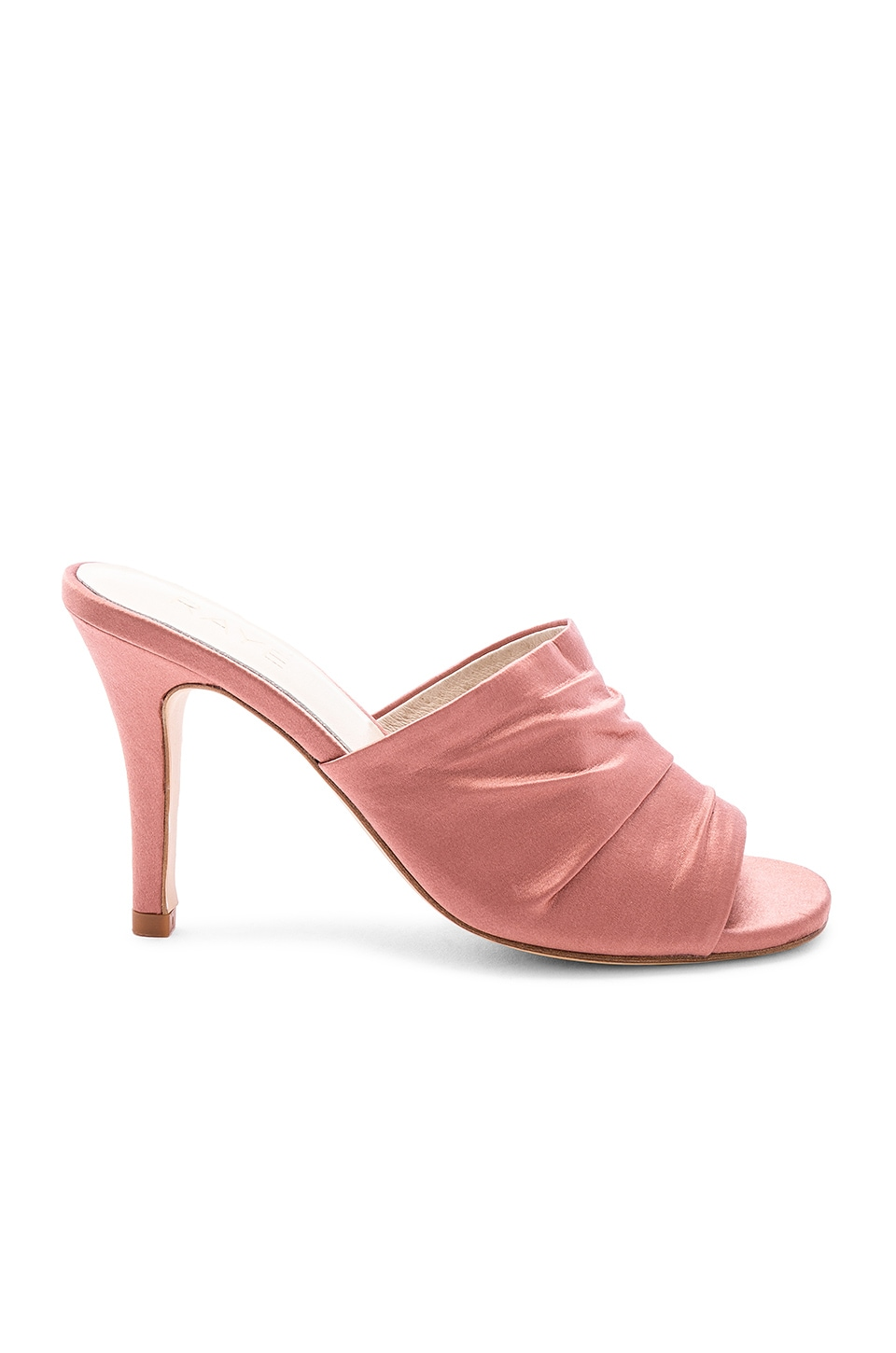 13d2bf97a9be RAYE Holt Heel in Mauve Pink