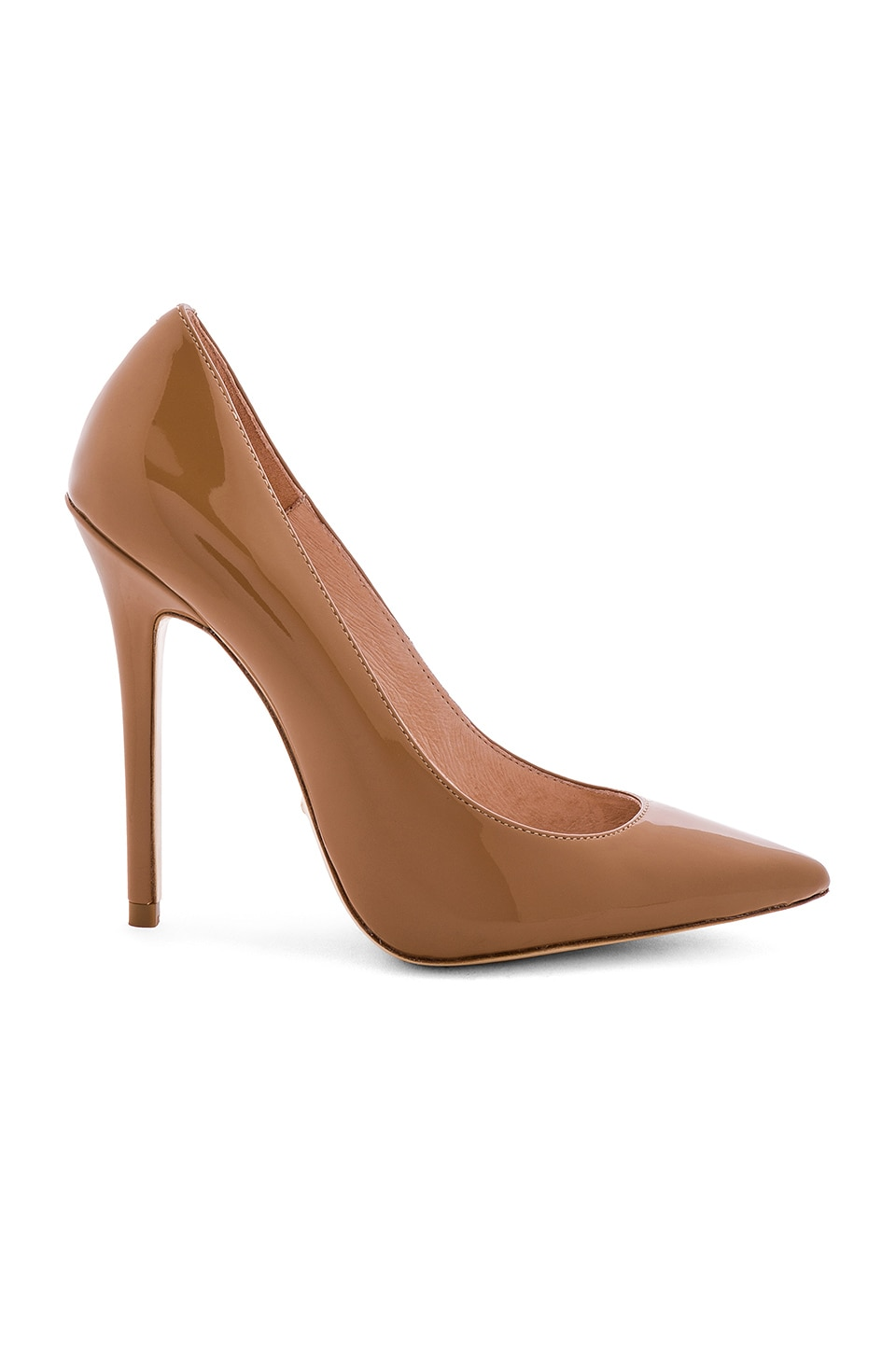RAYE Madonna Heel in Dark Tan