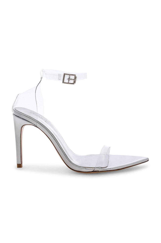 RAYE Laneca Heel in Silver