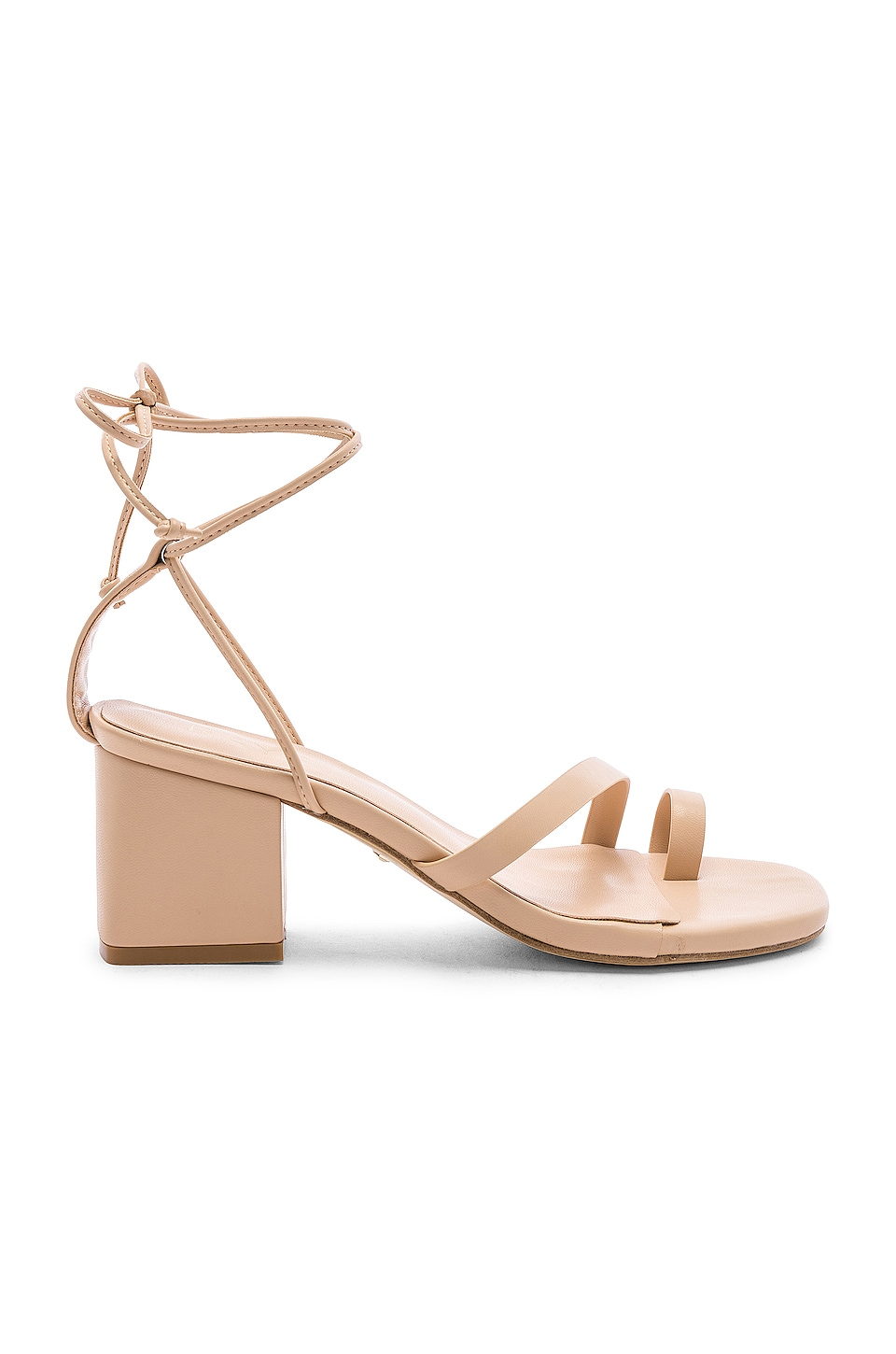 RAYE Sussex Heel in Nude