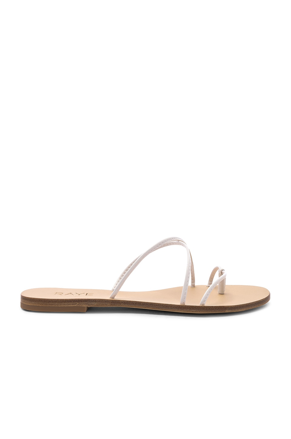 RAYE Myla Sandal in White