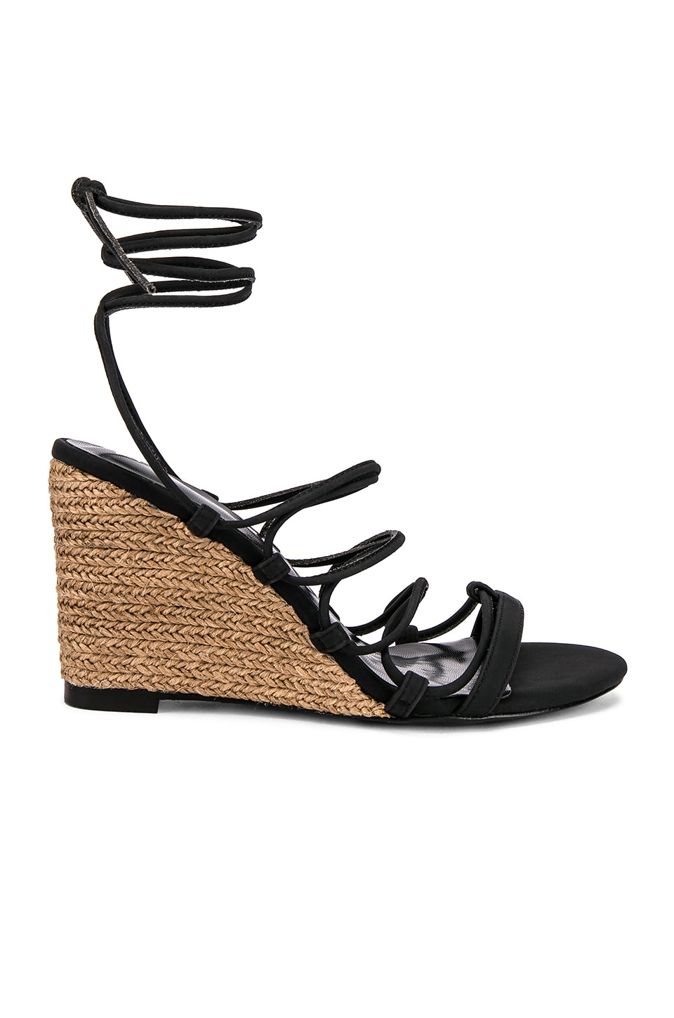 RAYE Rebel Wedge in Black