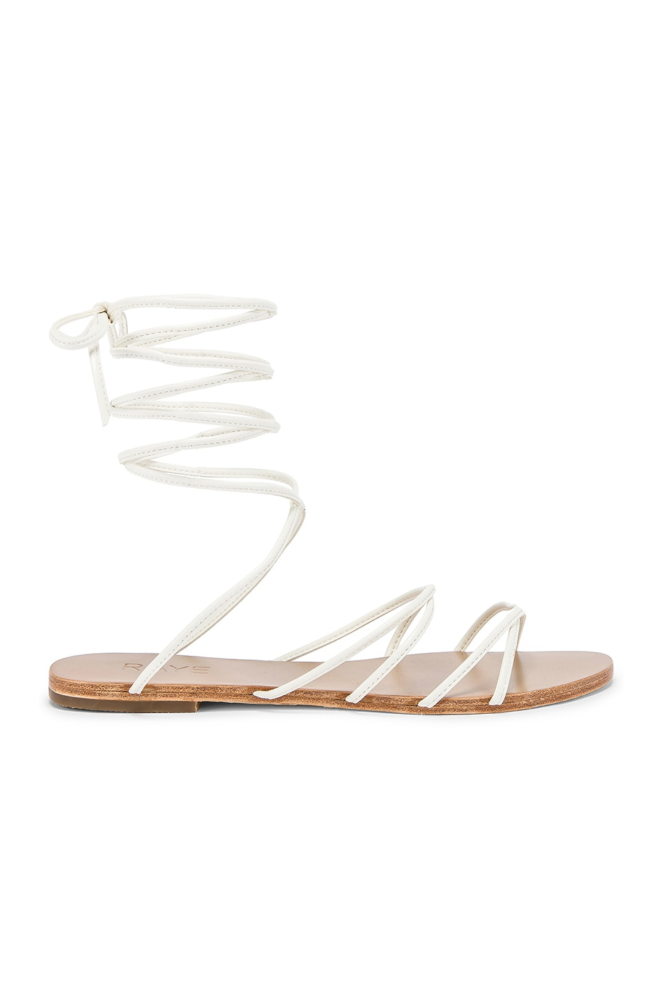 RAYE Collette Sandal in White