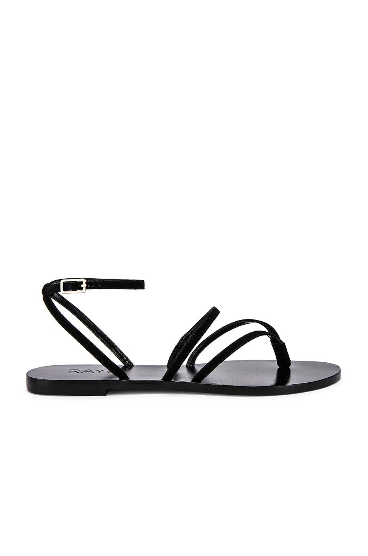RAYE Void Sandal in Black
