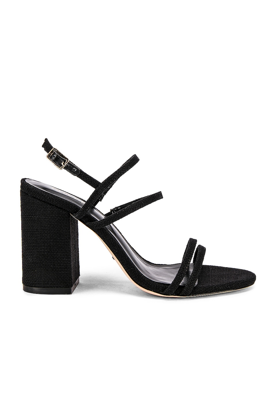 RAYE Limone Heel in Black