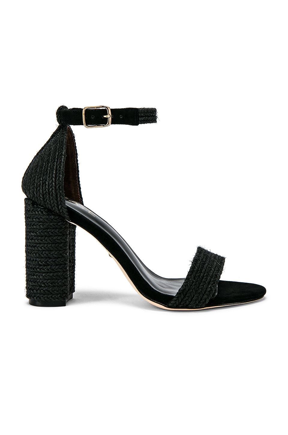 RAYE Bliss Heel in Black