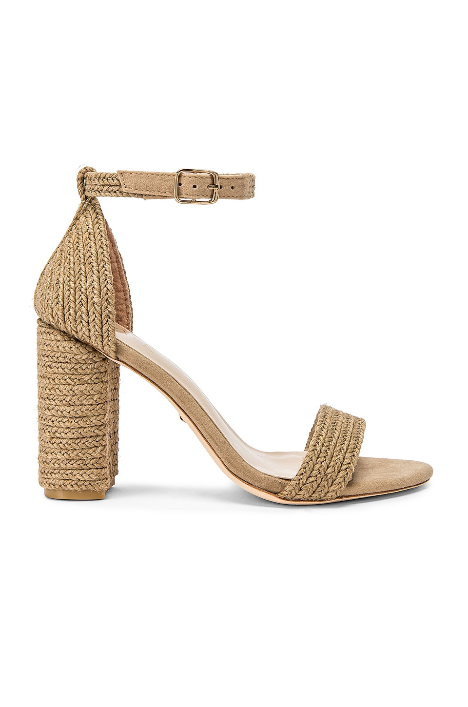 RAYE Bliss Heel in Natural