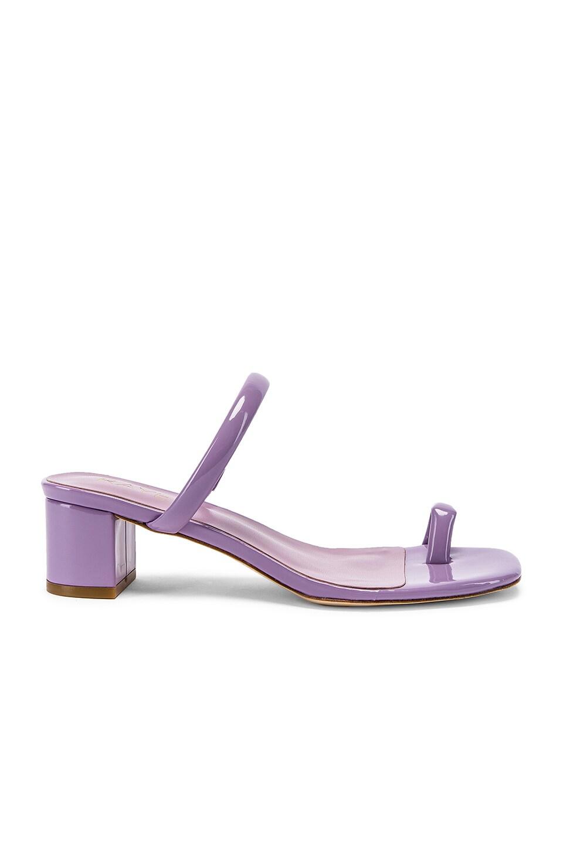 RAYE Baby Heel in Lilac