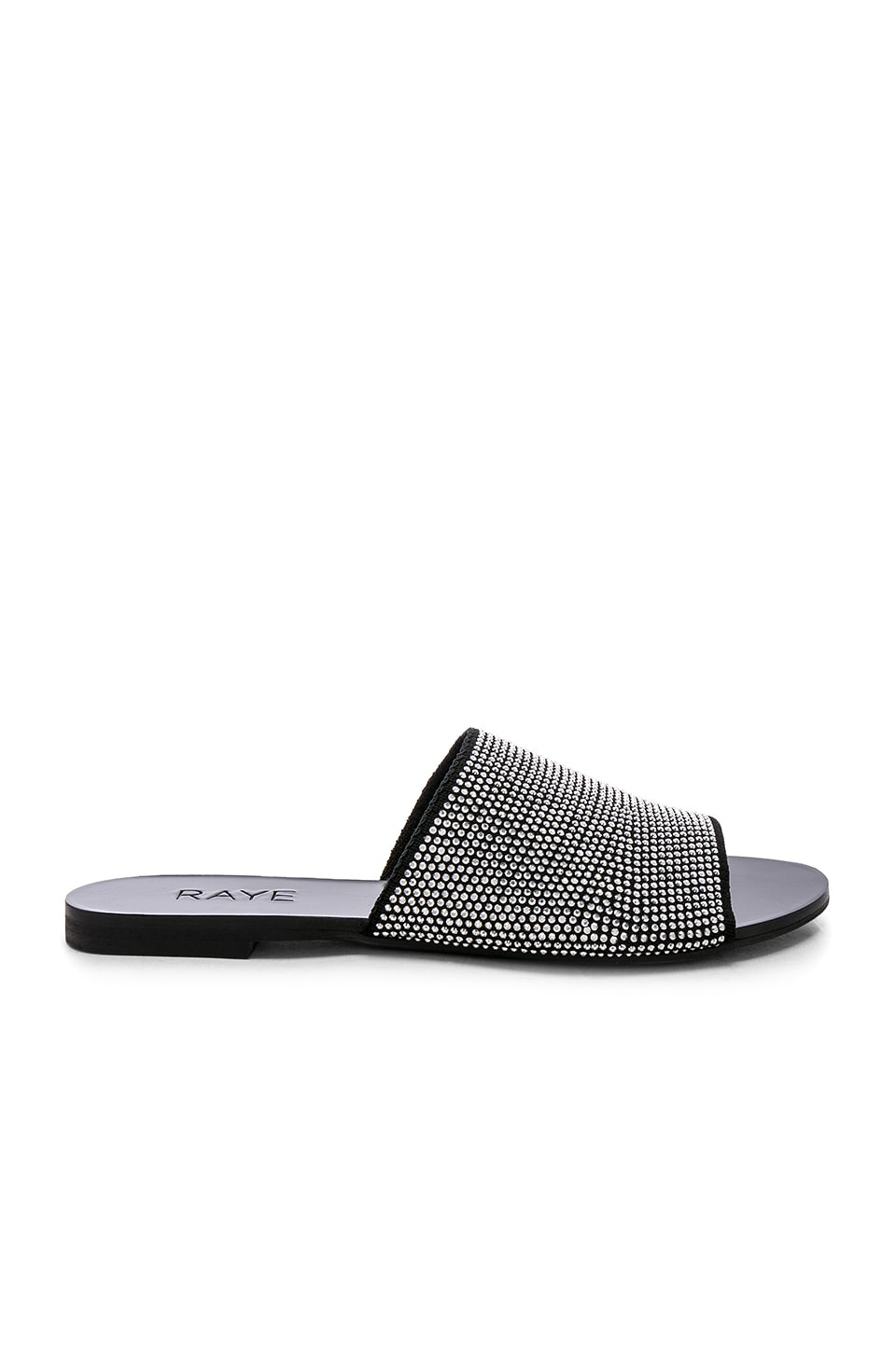 RAYE Packer Sandal in Black
